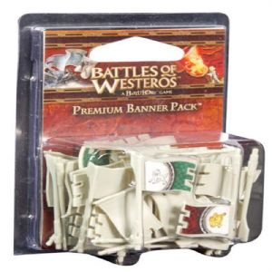 Battles of Westeros : Premium Banner Pack